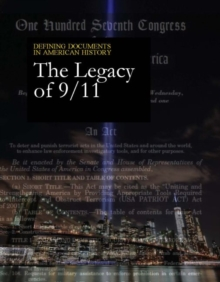 The Legacy of 9/11, Hardback Book