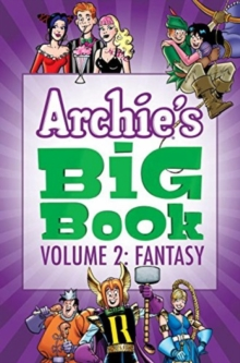 Archie's Big Book Vol. 2 : Fantasy, Paperback Book