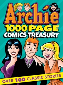 Archie 1000 Page Comics Treasury, Paperback Book