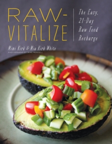 Raw-Vitalize - The Easy, 21-Day Raw Food Recharge, Paperback Book