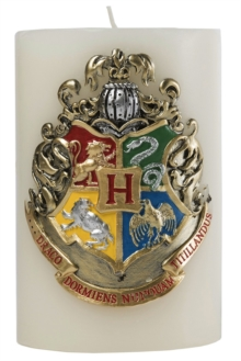 Harry Potter Hogwarts Sculpted Insignia Candle, Other printed item Book