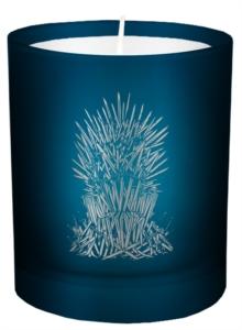 Game of Thrones: Iron Throne Glass Votive Candle, Other printed item Book