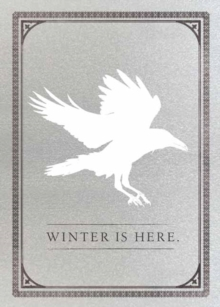 Game of Thrones: White Raven Pop-Up Card, Cards Book