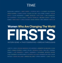 Firsts : Women Who Are Changing the World, Hardback Book