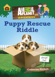 Puppy Rescue Riddle, Paperback Book