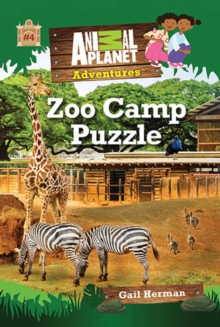 Zoo Camp Puzzle, Paperback / softback Book