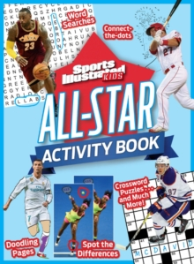 All-Star Activity Book, Paperback Book