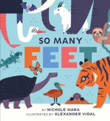 So Many Feet, EPUB eBook