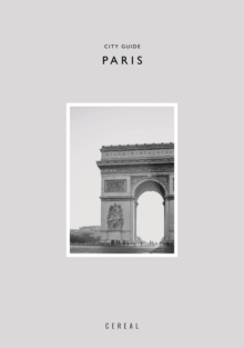Cereal City Guide: Paris, EPUB eBook
