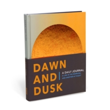 Knock Knock Dawn and Dusk: A Daily Journal, Record book Book