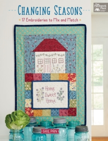 Changing Seasons : 17 Embroideries to Mix and Match, EPUB eBook
