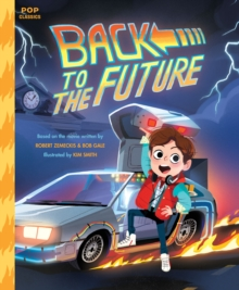 Back To The Future, Hardback Book
