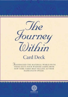 Journey Within Card Deck, Hardback Book