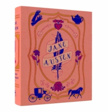 Literary Stationery Sets: Jane Austen, Hardback Book