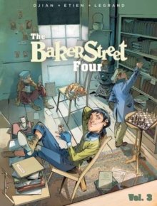Baker Street Four, Vol. 3, Paperback Book