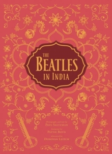 The Beatles in India, Hardback Book
