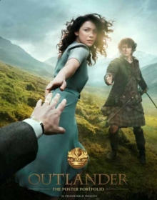Outlander: The Poster Portfolio, Paperback / softback Book