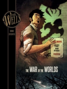 H.G.Wells : The War Of The Worlds, Hardback Book