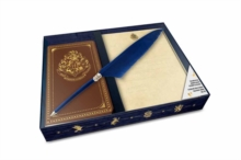 Harry Potter: Hogwarts' School of Witchcraft and Wizardry Desktop Stationery Set, Hardback Book
