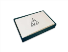 Harry Potter: Deathly Hallows Foil Gift Enclosure Cards : Set of 10, Kit Book