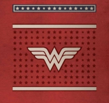 DC Comics: Wonder Woman Deluxe Stationery Set, Notebook / blank book Book