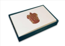 Harry Potter: Gryffindor Crest Foil Gift Enclosure Cards : Set of 10, Kit Book