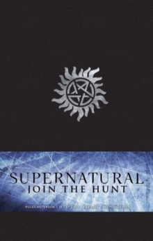 Supernatural: Join the Hunt Notebook Collection (Set of 2), Paperback Book