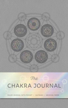 The Chakra Journal, Notebook / blank book Book