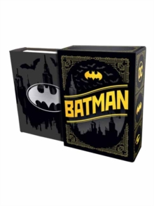 DC Comics: Batman: Quotes from Gotham City : Tiny Book, Hardback Book