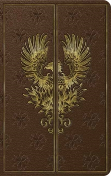 Fantastic Beasts: The Crimes of Grindelwald : The Phoenix Book Hardcover Ruled Journal, Hardback Book