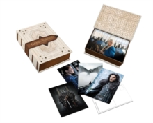 Game of Thrones: The Postcard Collection, Postcard book or pack Book