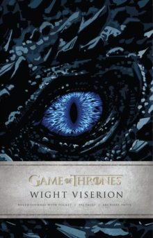 Game of Thrones: Wight Viserion Hardcover Ruled Journal, Hardback Book