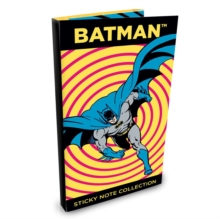Batman Sticky Notepad, Other printed item Book