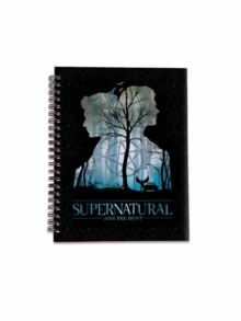 Supernatural Spiral Notebook, Hardback Book