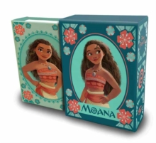 Disney: Moana Tiny book, Hardback Book