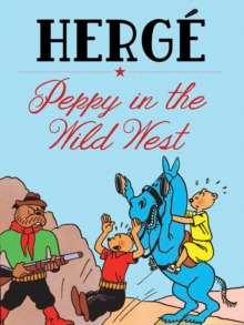 Peppy In The Wild West, Hardback Book