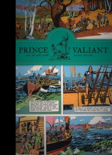 Prince Valiant Vol. 16: 1967-1968, Hardback Book