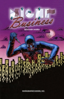 Night Business, Hardback Book