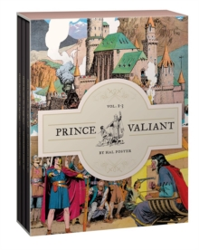 Prince Valiant Vols. 1-3 Gift Box Set, Hardback Book