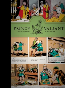 Prince Valiant Vol. 17: 1969-1970, Hardback Book