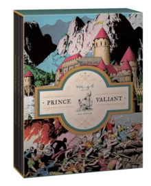 Prince Valiant Volumes 4-6 Gift Box Set, Hardback Book