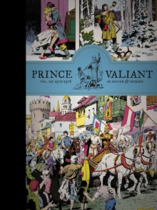 Prince Valiant Vol. 20: 1975-1976, Hardback Book