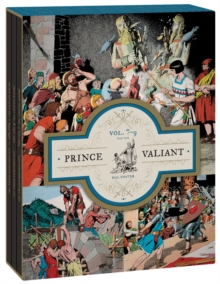 Prince Valiant Vols. 7-9 Gift Box Set, Hardback Book