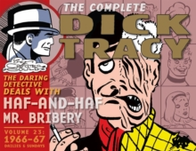 Complete Chester Gould's Dick Tracy, Vol. 23, Hardback Book