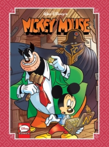 Mickey Mouse Timeless Tales Volume 3, Hardback Book