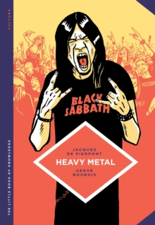 The Little Book Of Knowledge Heavy Metal, Hardback Book