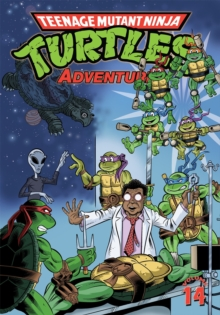 Teenage Mutant Ninja Turtles Adventures Volume 14, Paperback Book