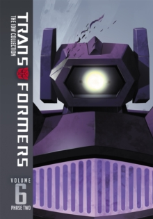 TRANSFORMERS IDW COLLECTION PHASE TWO VO, Hardback Book
