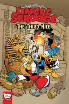 Uncle Scrooge: The Third Nile, Paperback Book