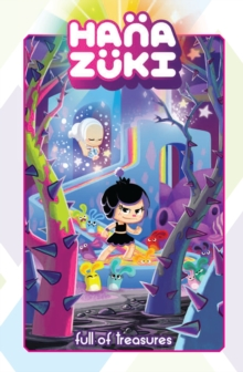 Hanazuki Full Of Treasures, Hardback Book
